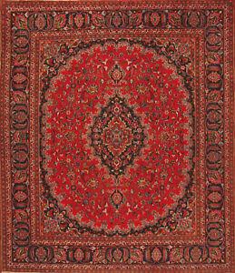 TAPIS-ORIENTAL-authentique-tisse-a-la-main-PERSAN-N-4396-285-x-245-cm