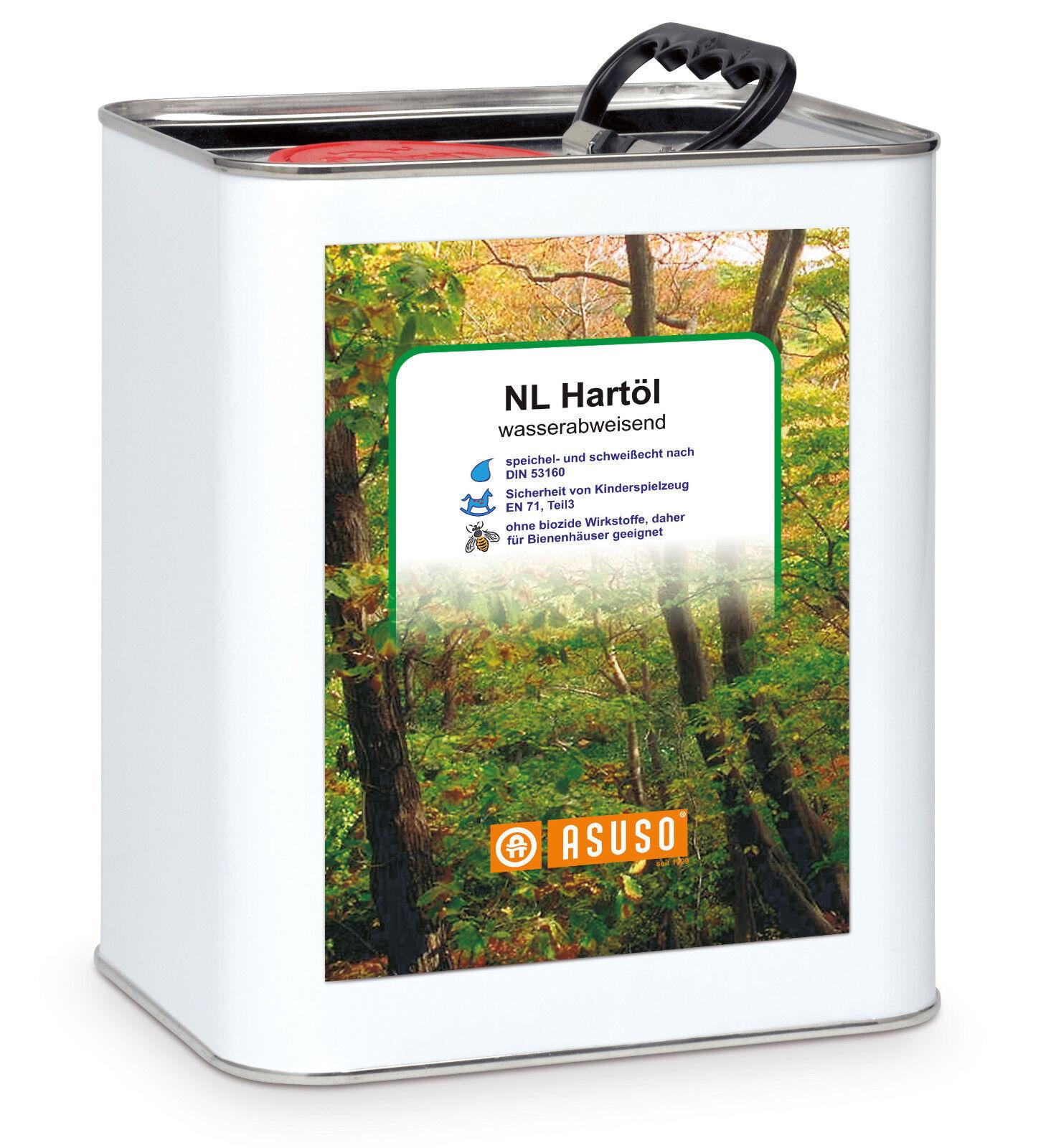 Asuso Nature Line Line Line Hartöl Holzöl 659b22