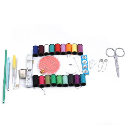 Portable Multi-function Sewing Kit Cross Stitch Embroidery Sewing Set Gadgets N7