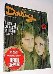 F16-FOTOROMANZO-DARLING-67-Pitti-Dani-1972-GASPARRI-in-quarta-di-cop