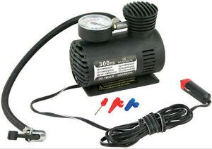 250PSI-12V-Kompressor-Mini-PKW-KFZ-Druckluft-Elektrische-Luftpumpe-Pumpe-Klein