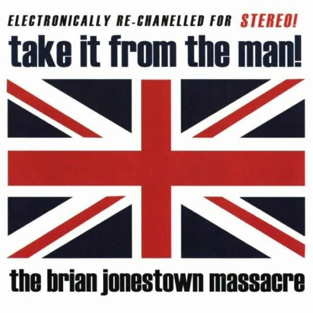 THE BRIAN JONESTOWN MASSACRE take it from the man (CD, album) psychedelic rock,