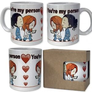 Tazza in ceramica You're my person grey's anatomy you are - instantstore fw5W2XKn-09154747-759370526