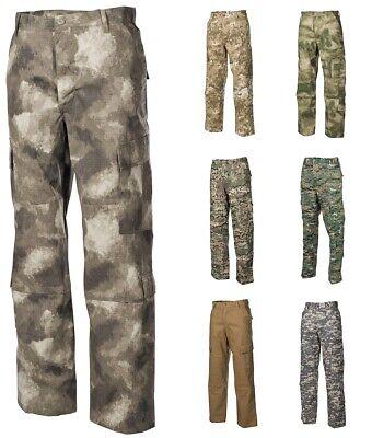 BDU EINSATZHOSE Bundeswehr Militär Tarnhose Armeehose Camping Hose camouflage