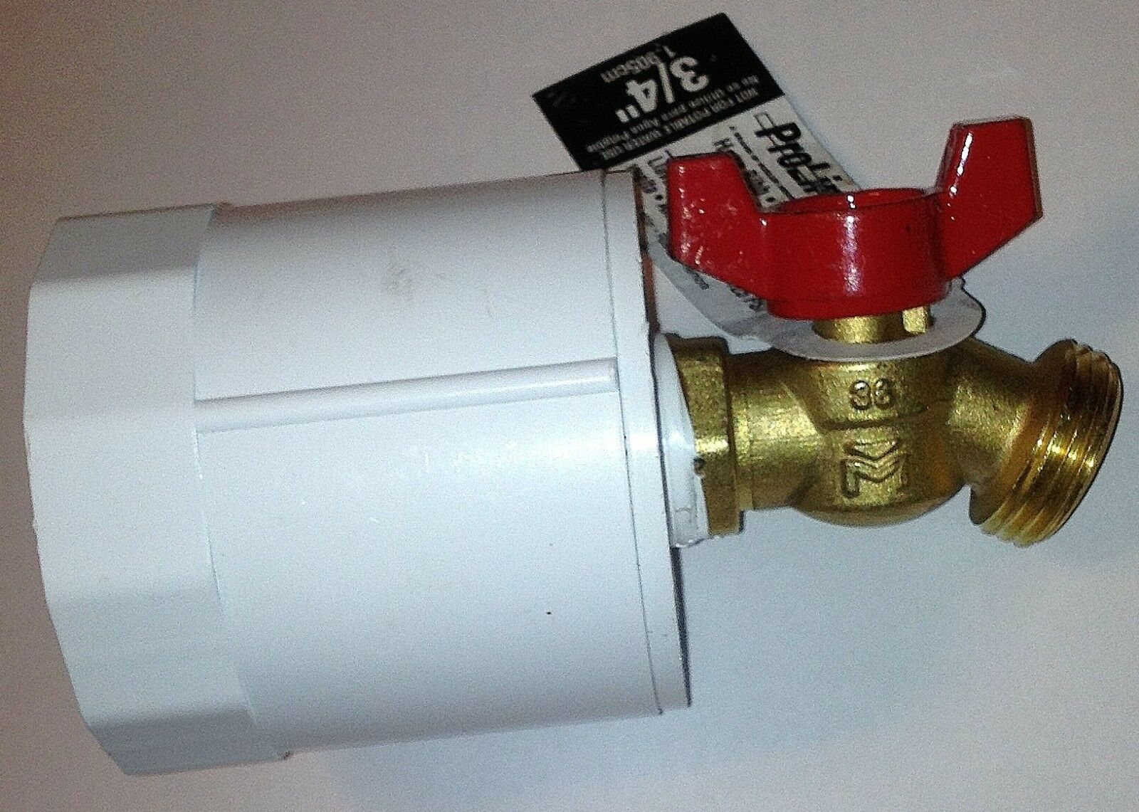 *6PACK* 275 330 GN IBC TOTE TANK ADAPTER 2