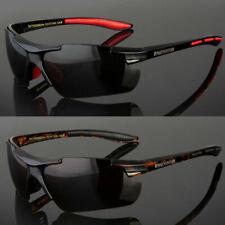 Nitrogen Polarized Sunglasses Mens Sport Running Fishing Driving 7032 Black