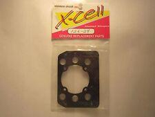 X cell MA 126-24 Main Frame Motor Plate for OS 91 Miniature Aircraft NIP