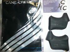 CANE CREEK B144 traditional road brake lever hoods black non aero 4 GB Weinmann