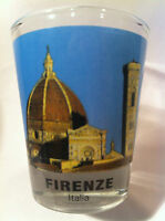 Florence Firenze Italy Cathedral Shot Glass Shotglass