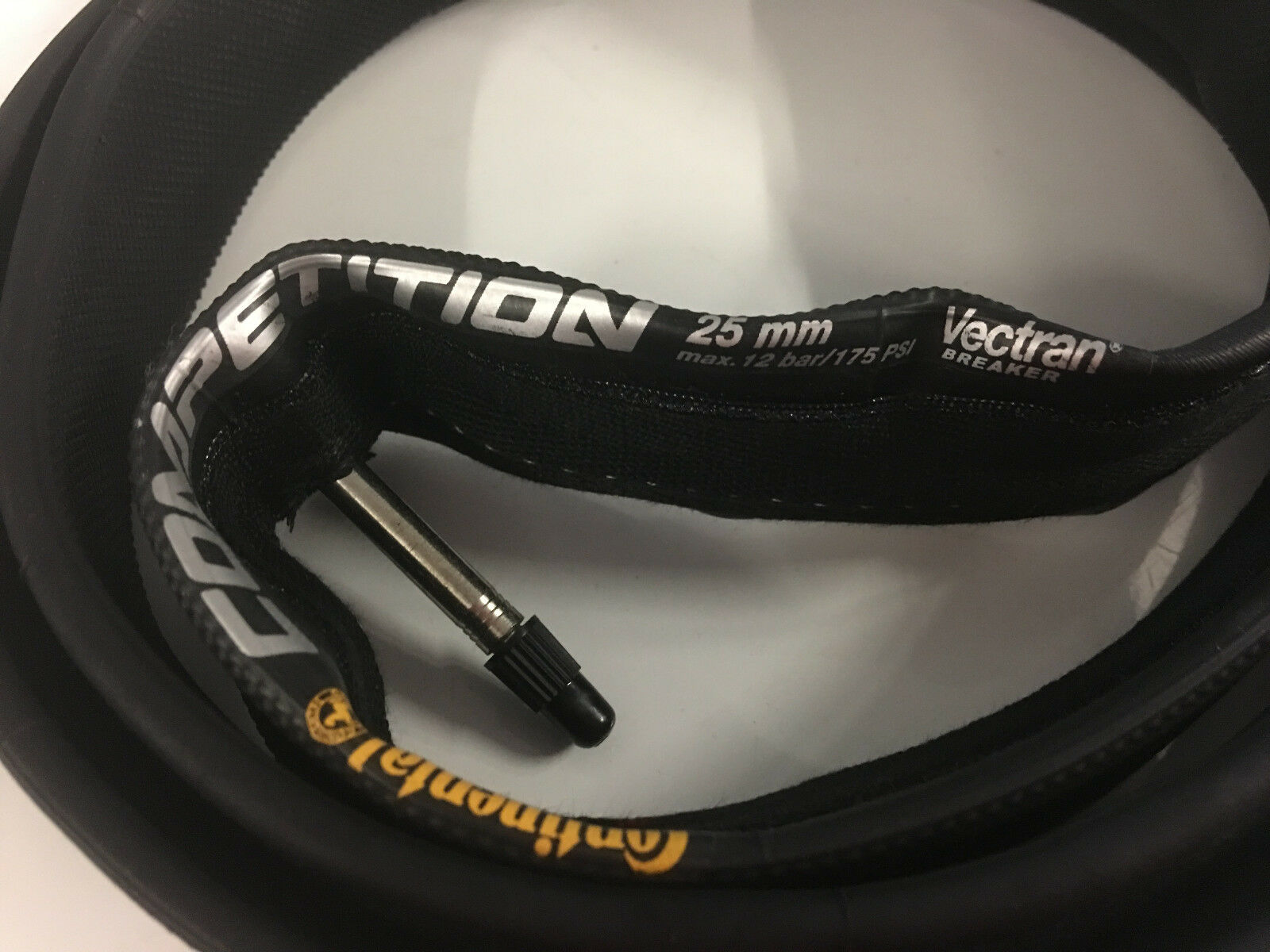Continental Competition Lightweight Edition 700 x25 Vectran Breaker Tubular Tire