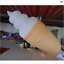 4m-Inflatable-Lighted-Ice-Cream-Balloon-Advertising-with-blower-110v-220v thumbnail 2