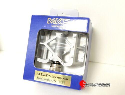 ALLWAYS Ezy Superior Aluminum Tripl Pedal Always Easy Superior Details about  /MKS Mikashima