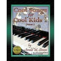 Cool Songs For Cool Kids (volume 1) [spiral-bound]