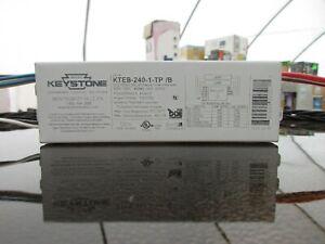 Keystone KTEB-240-1-TP //B  Electronic Universal Ballast FREE SHIPPING!