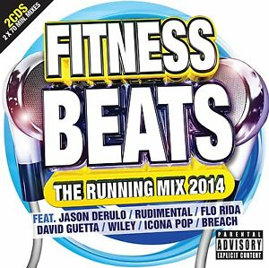 FITNESS BEATS  RUNNING MIX 2014   2 X CD    NEW amp SEALED  WORKOUT  CHARLI XCX - <span itemprop='availableAtOrFrom'>Bolton, United Kingdom</span> - FITNESS BEATS  RUNNING MIX 2014   2 X CD    NEW amp SEALED  WORKOUT  CHARLI XCX - Bolton, United Kingdom