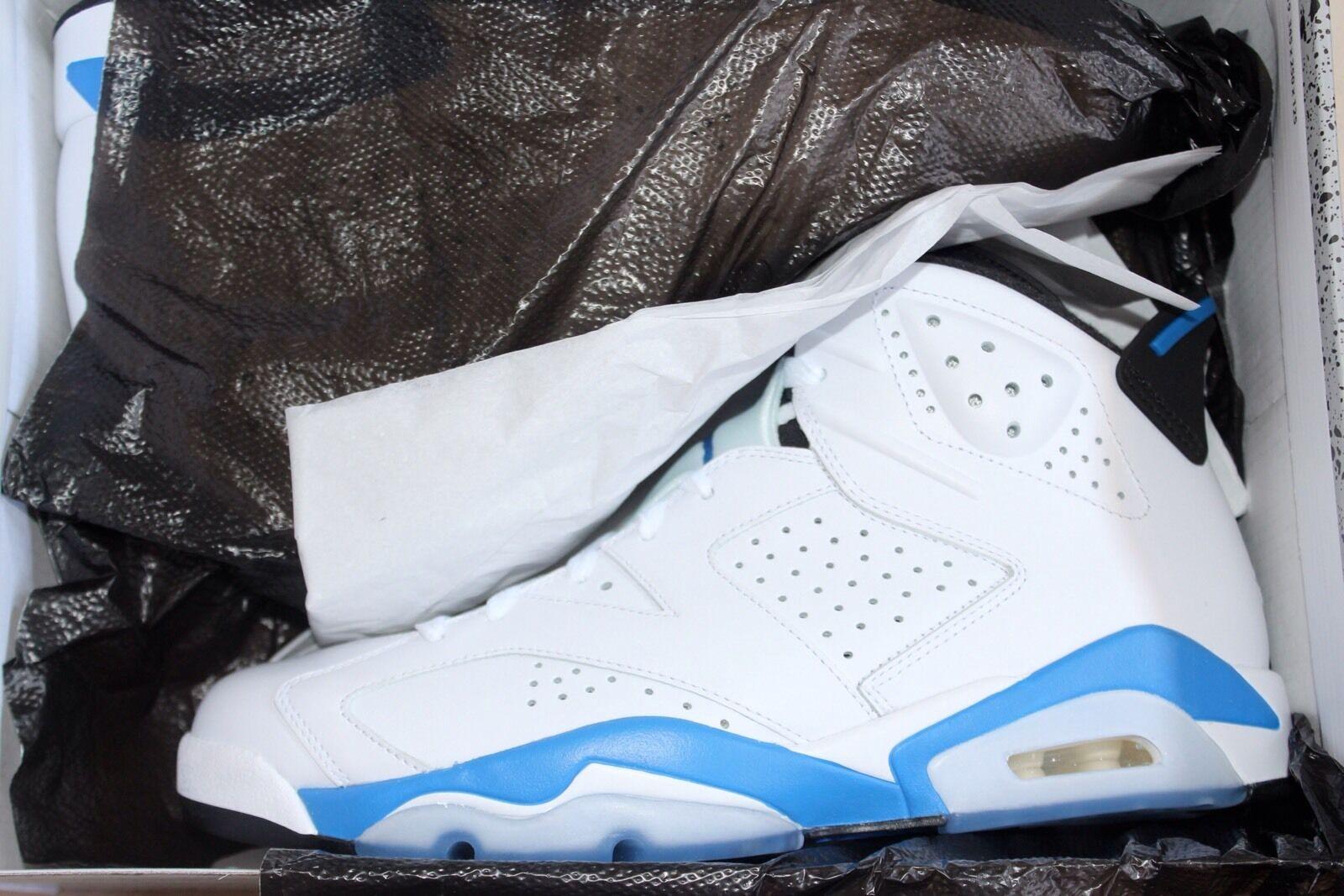 Jordan 6 ( VI ) Sport bluee