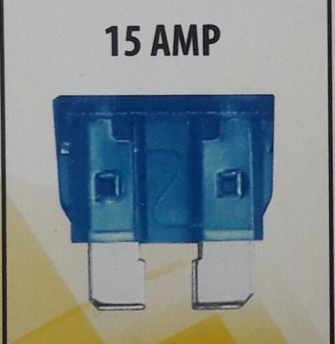 15 AMP Standard Car Fuse