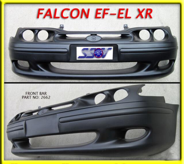 XR FRONT BUMPER BAR FOR EF EL XH FALCON XR6 XR8 BRAND NEW FITS SEDAN UTE & WAGON