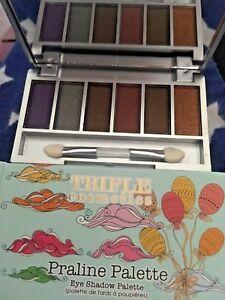 Trifle-Cosmetics-Praline-Eye-shadow-Palette-in-034-Soft-Caramel-034-6-Shades-6g-BN