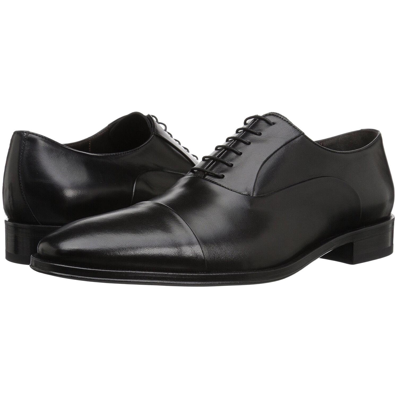 BRUNO MAGLI Maioco Men Premium Leather Dress scarpe nero