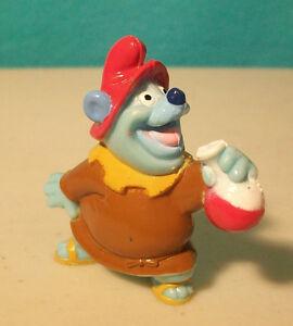 "Chip N Dale Toy Figure Kellog/'s 1991 Action Figure Cake Topper 2/"" DISNEY"