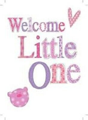 """48 PINK GIRL BABY BUNNY ENVELOPE SEALS LABELS STICKERS 1.2/"""" ROUND"""