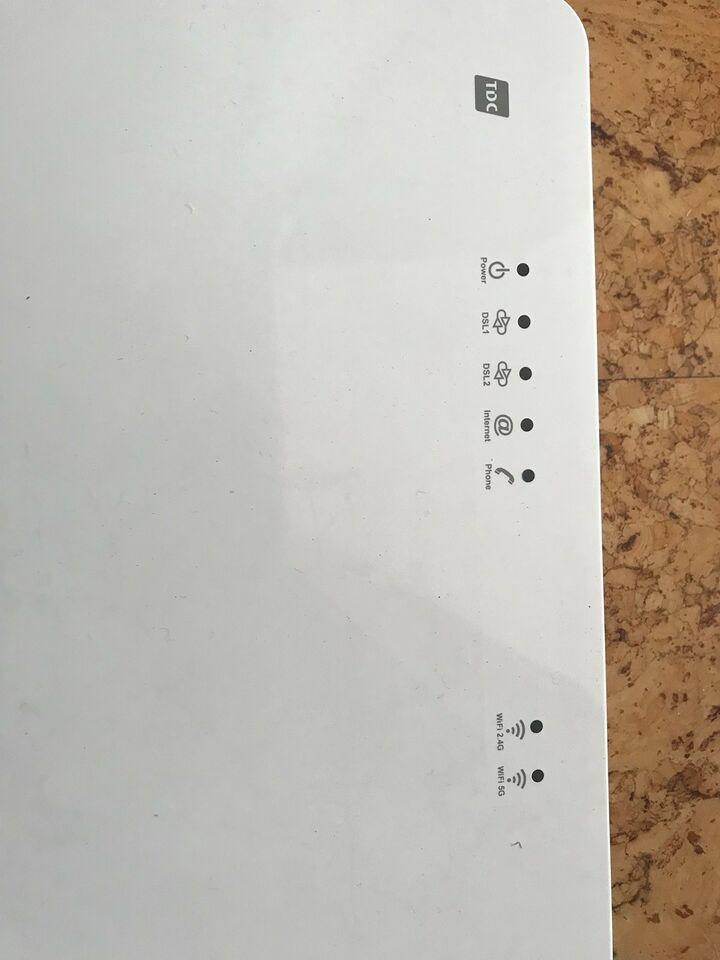 Router, wireless, TDC