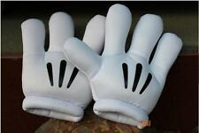 New Men/Women Disney Minnie Mickey Mouse Costume Cosplay Party Gloves 1 Pair