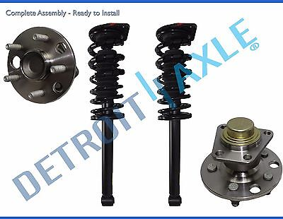 Detroit Axle Complete Power Steering Rack /& Pinion Assembly for 1995-2005 Chevy Cavalier /& Sunfire