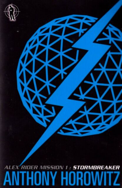 Stormbreaker By Anthony Horowitz (The Alex Rider Series - Book #1)