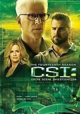 CSI: Crime Scene Investigation: Season 14, New DVDs