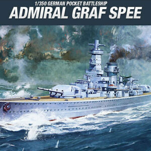 1-350-ADMIRAL-GRAF-SPEE-14103-ACADEMY-HOBBY-MODEL-KITS