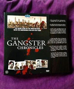 THE GANGSTER CHRONICLES • 100 years of the Mob's U.S. history • 3 DVD (engl.)! - Deutschland - THE GANGSTER CHRONICLES • 100 years of the Mob's U.S. history • 3 DVD (engl.)! - Deutschland