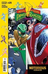 Mighty Morphin Power Rangers #39 Preorder Variant Boom 1st Print EXCELSIOR BIN