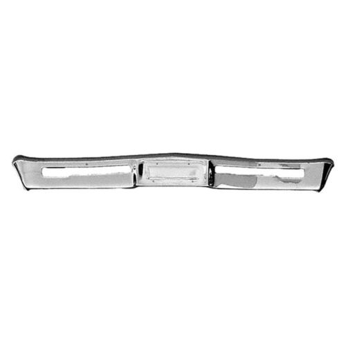 1965 Chevelle El Camino Triple Chrome Plated FRONT Bumper Goodmark GMK403000065