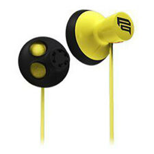 New Sony PIIQ MDR-PQ5 Headphone Earphones Earbud Yellow for iPod MP3 Player