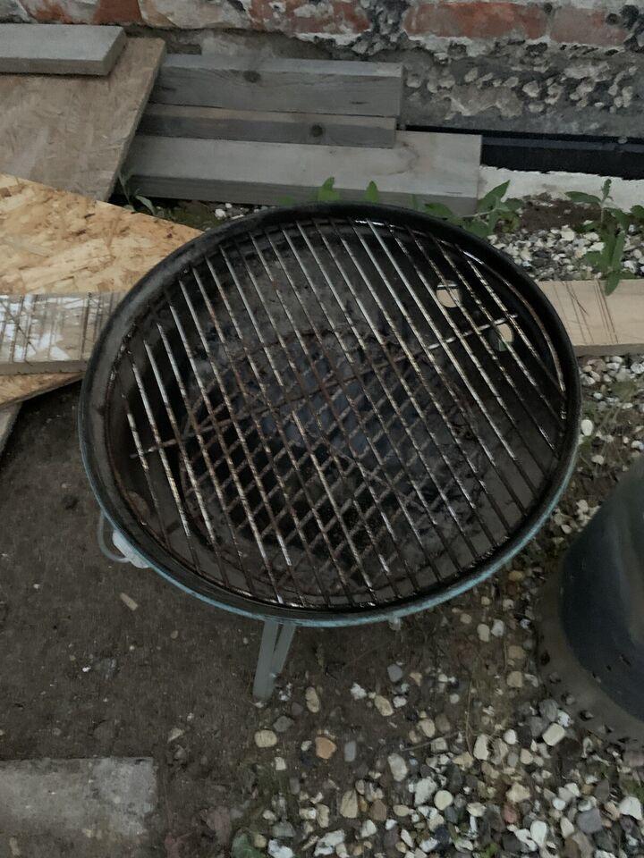 Kuglegrill, Weber Smokey Joe