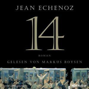 MARKUS-BOYSEN-JEAN-ECHENOZ-14-2-CD-NEU
