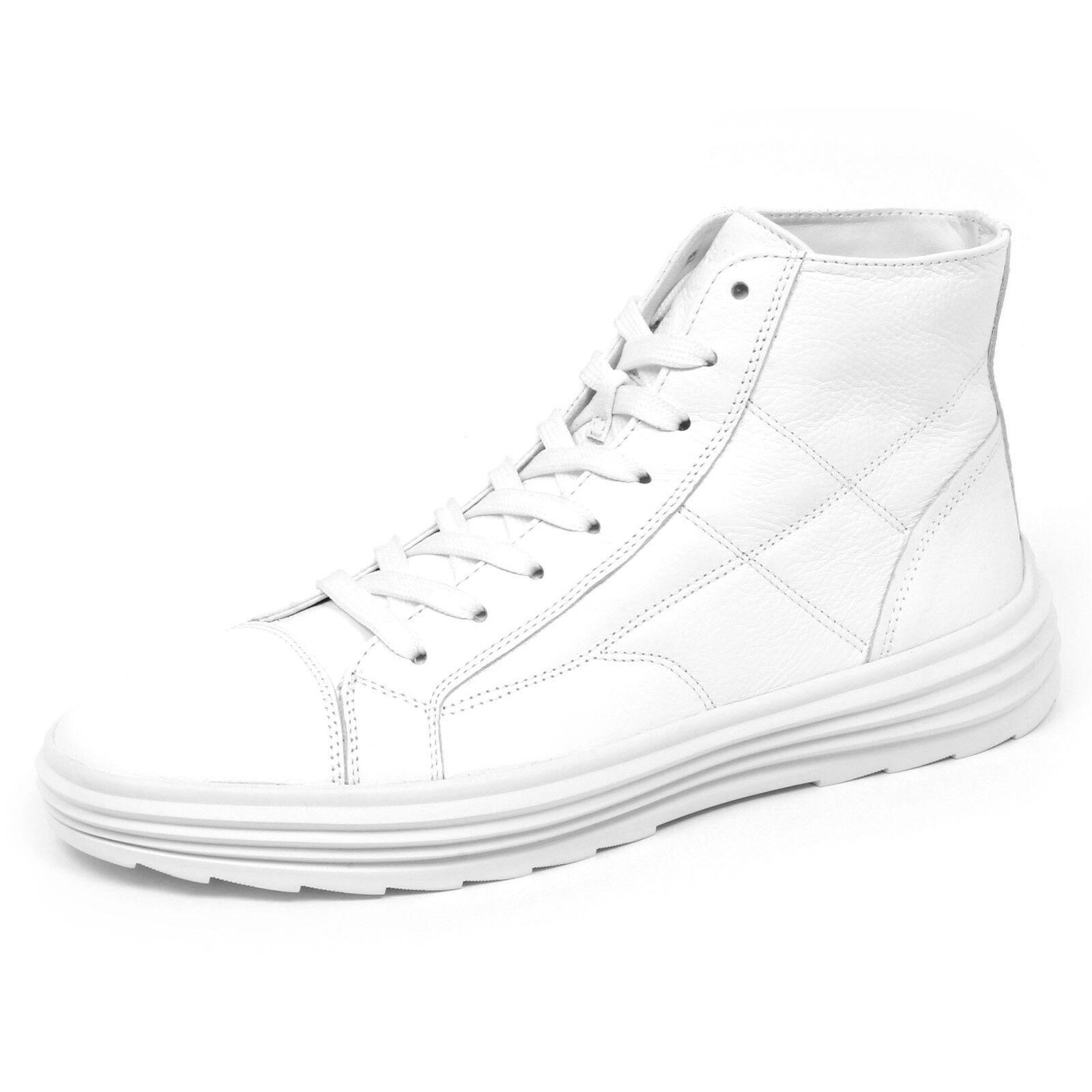 E4426 tenis hombres Bianco Hogan H341 Helix Hi Top zapatos Zapatos Hombre