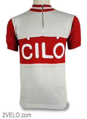 SALVARANI vintage wool jersey new never worn XL
