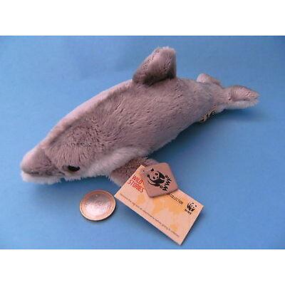 WWF Meerestiere Plüschtier Stofftier Kuscheltier Wassertiere Delfine Schildkröte