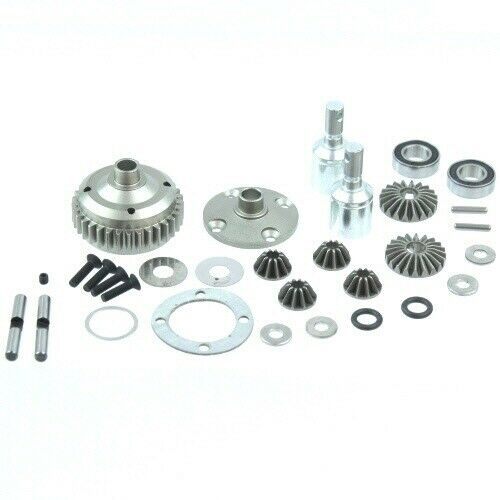 Redcat Racing 505305 Center Differential Set With Steel Case for BES 505305