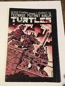Eastman And Laird's Teenage Mutant Ninja Turtles #1 3rd Print Mirage Studios