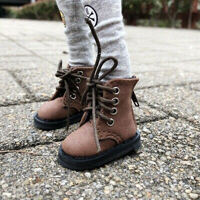 "Black Panada Flats Shoes For 1//6 11/"" 27cm inch tall BJD Doll AOD AS DOD YOSD G/&D"