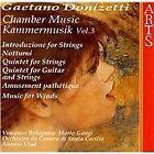 Gaetano Donizetti - Donizetti: Chamber Music, Vol. 3 (1997)