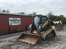 2012 New Holland C232 Compact Track Skid Steer Loader With Cab Clean Only 2000hrs
