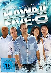 HAWAII-FIVE-0-SEASON-6-O-039-LOUGHLIN-ALEX-CAAN-SCOTT-6-DVD-NEU