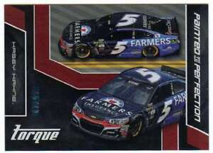 2016-Panini-Torque-Racing-Painted-to-Perfection-Red-Parallel-49-8-Kasey-Kahne