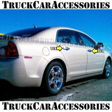 For Chevy Chevrolet Malibu 2004 2012 Chrome 4 Door Handle Cover Wopsk 2010 2011 Fits 2012 Malibu