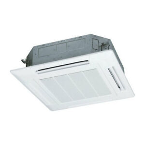 Daikin-ceiling-cassette-air-conditioner-installed-to-your-premises-included